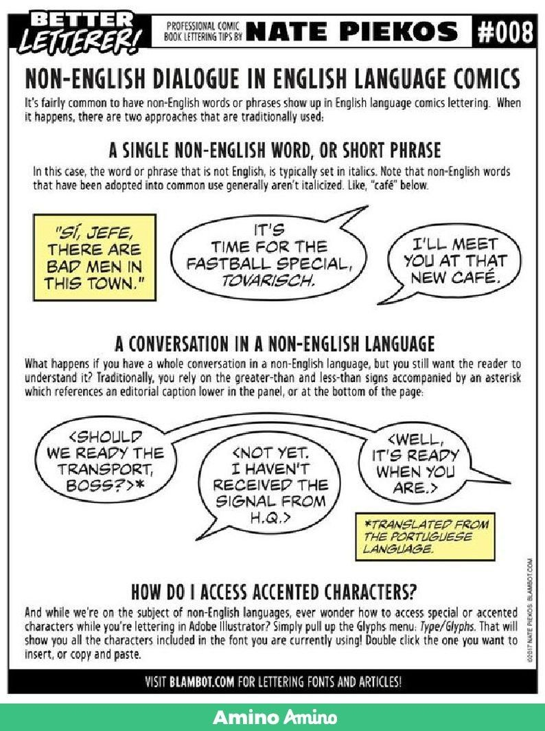 Pin by Vanessa williams on Comic tips in 2019 | Comic font, Comic