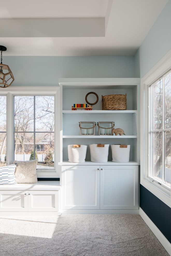 Two-toned Bedroom Paint Color Sherwin Williams SW 6244 ...