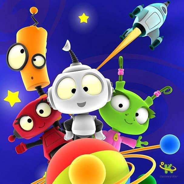 Discovery Kids Desenhos