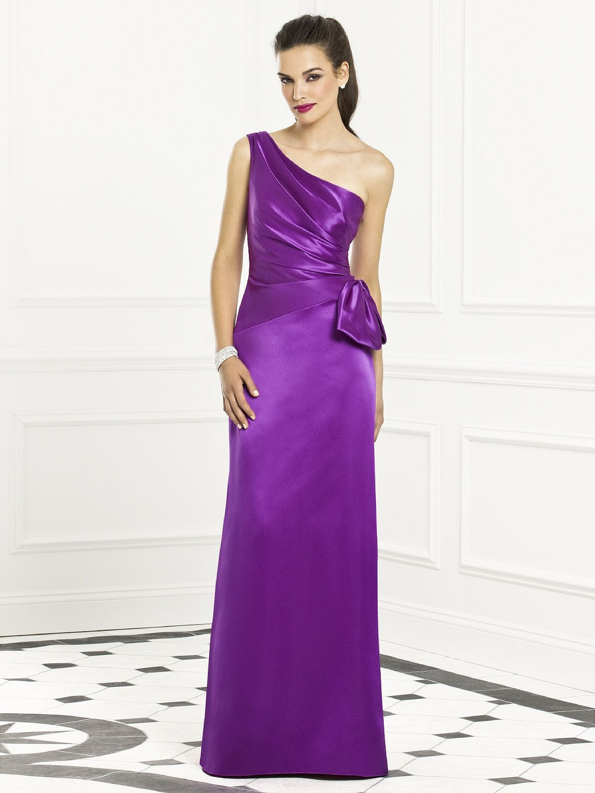 After Six Bridesmaids Style 6653 #purple #bridesmaid #dresses this ...