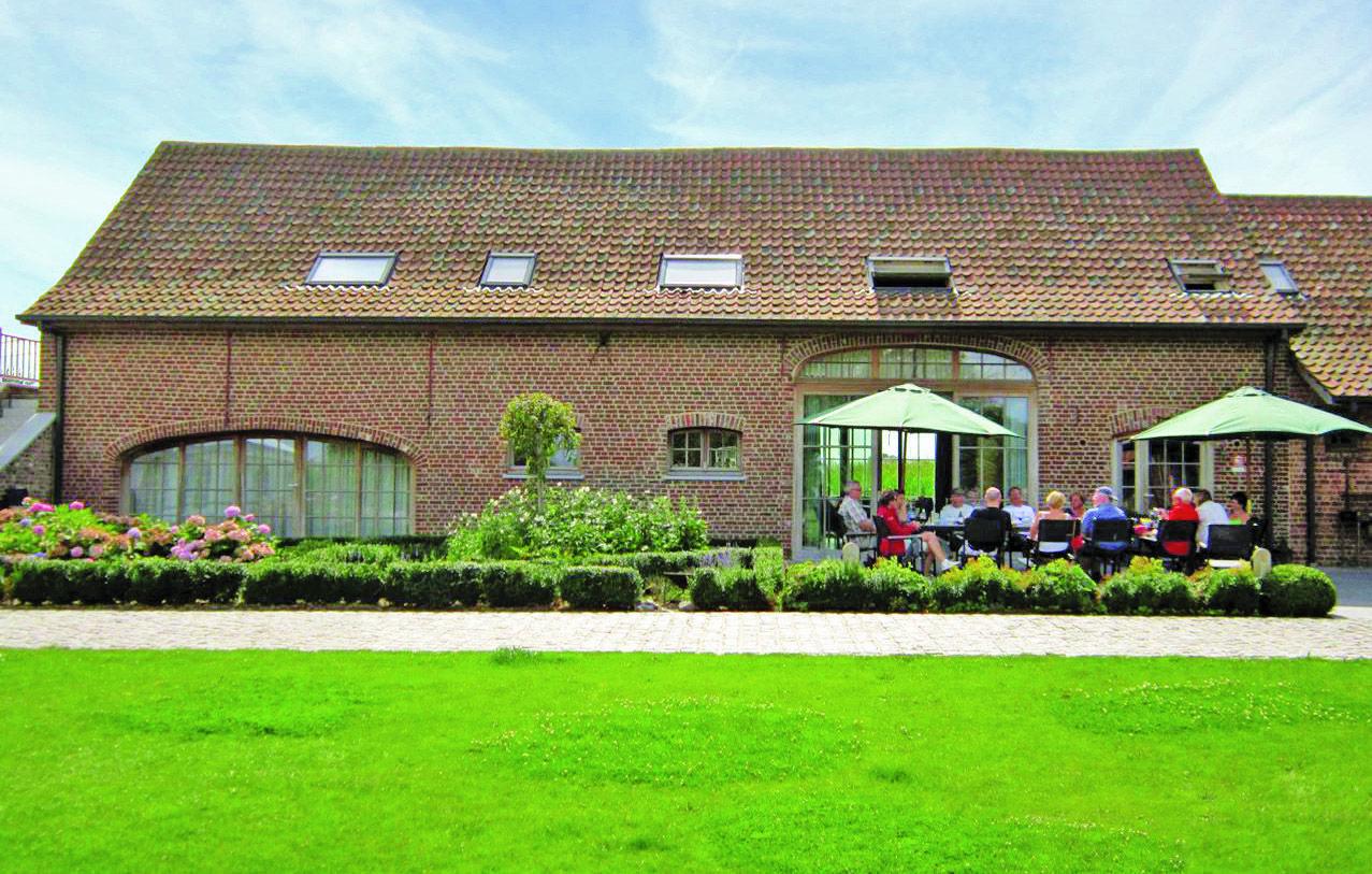 Vakantiehuis Landweg - Tielt, West-Vlaanderen - België. 27-persoons ...