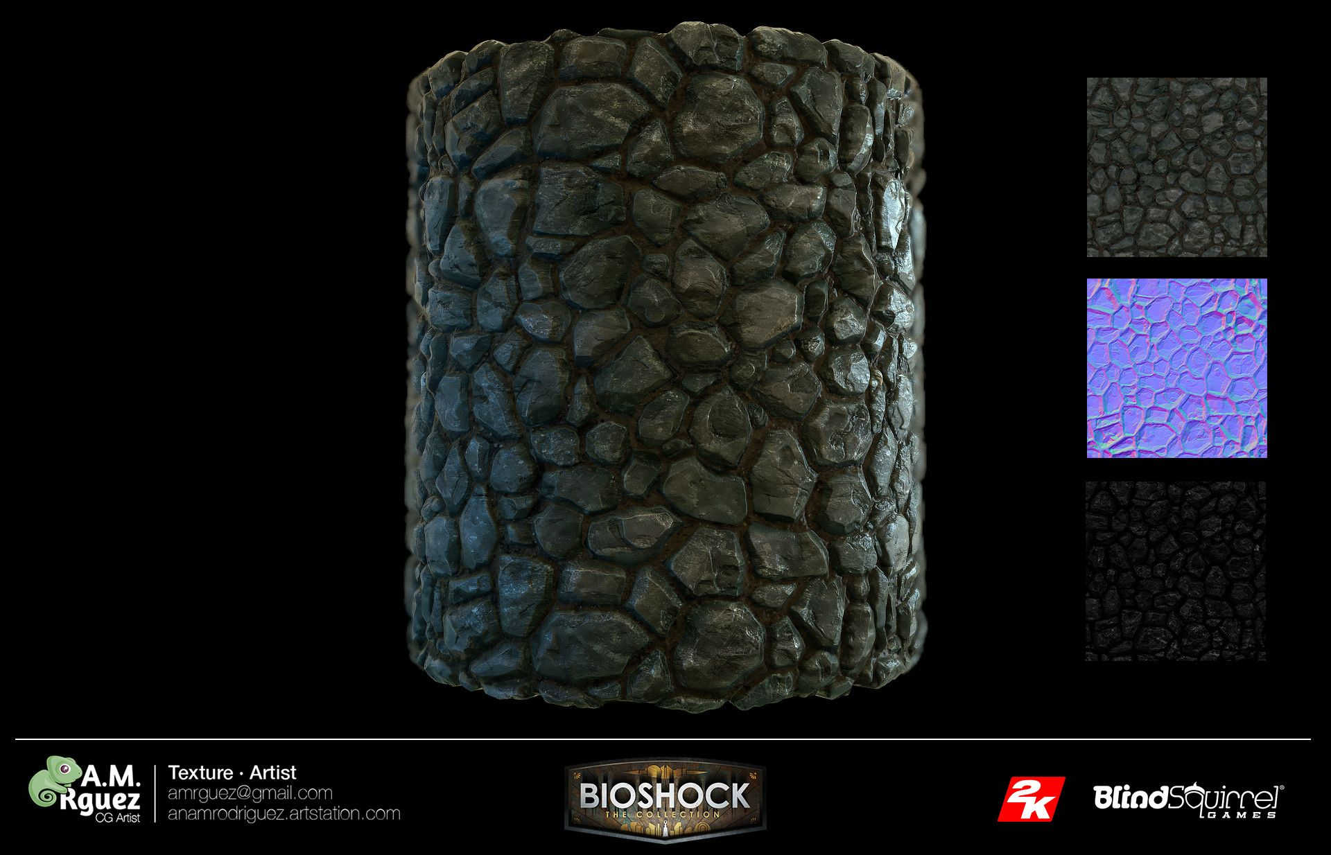 ArtStation - Bioshock The Collection, Ana M. Rodriguez