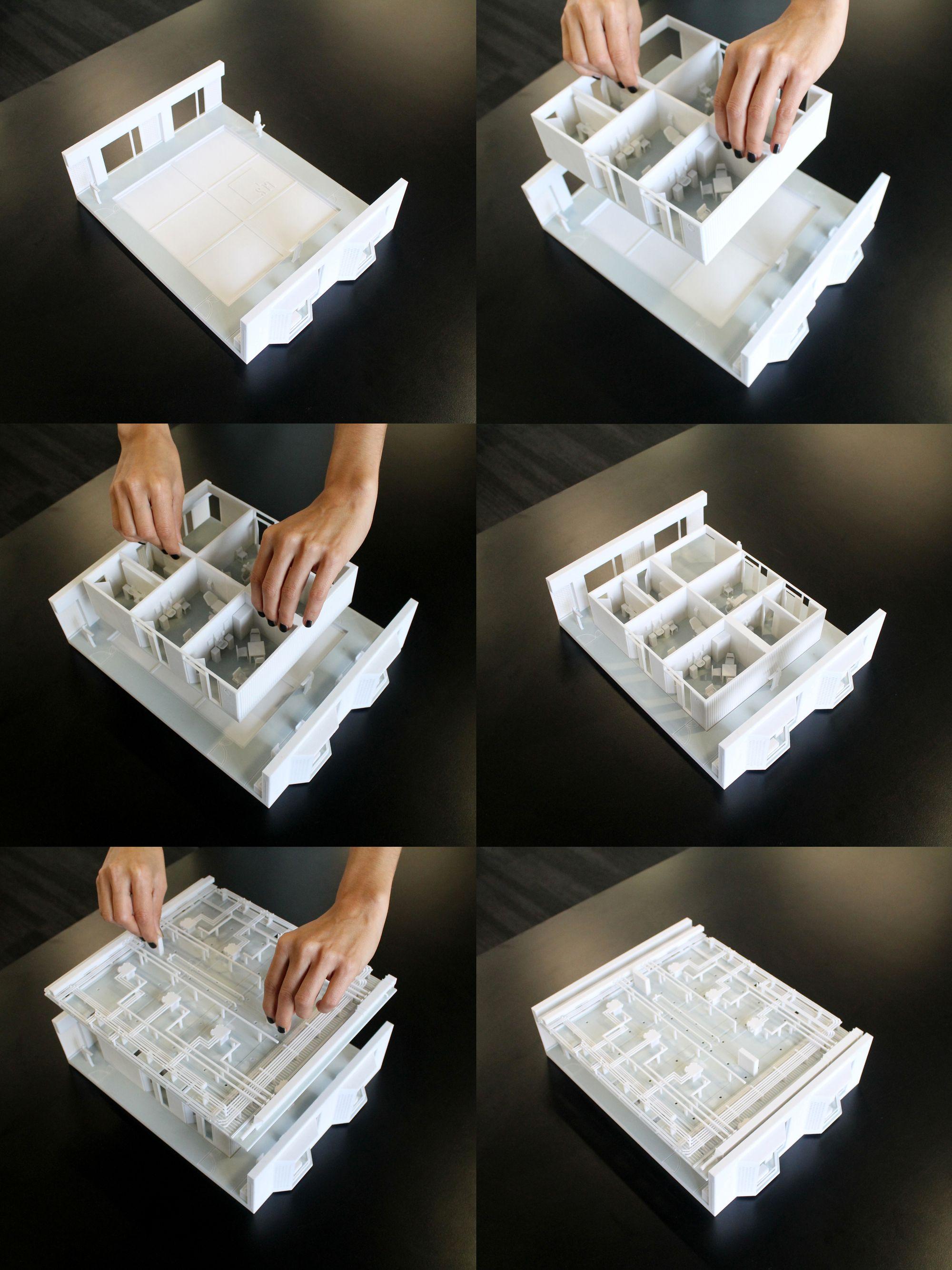 Digital Craft 3D Printing for Architectural Design 3d