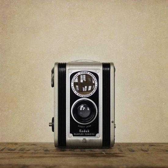 Vintage Kodak Duraflex Camera