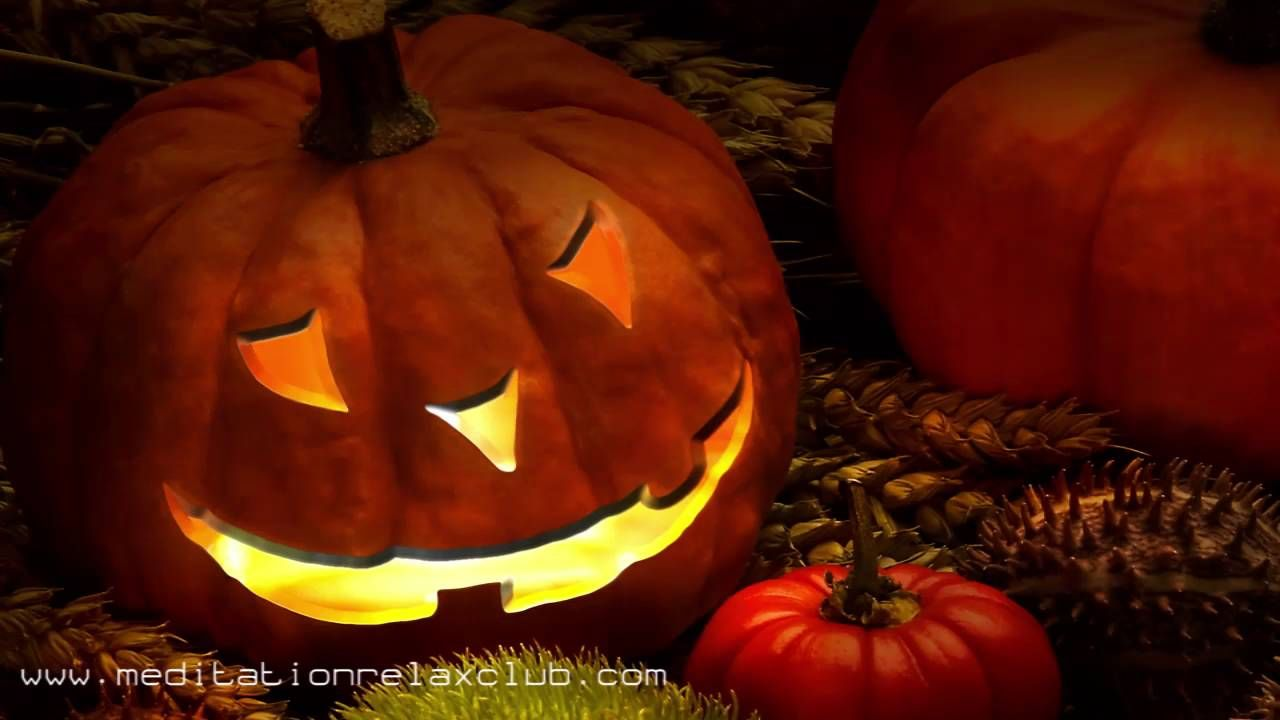 ♪ Creepy Halloween Music: Scary Ambient Music and Sound Effects, Skeleton Dance and Vampire Music 🎃