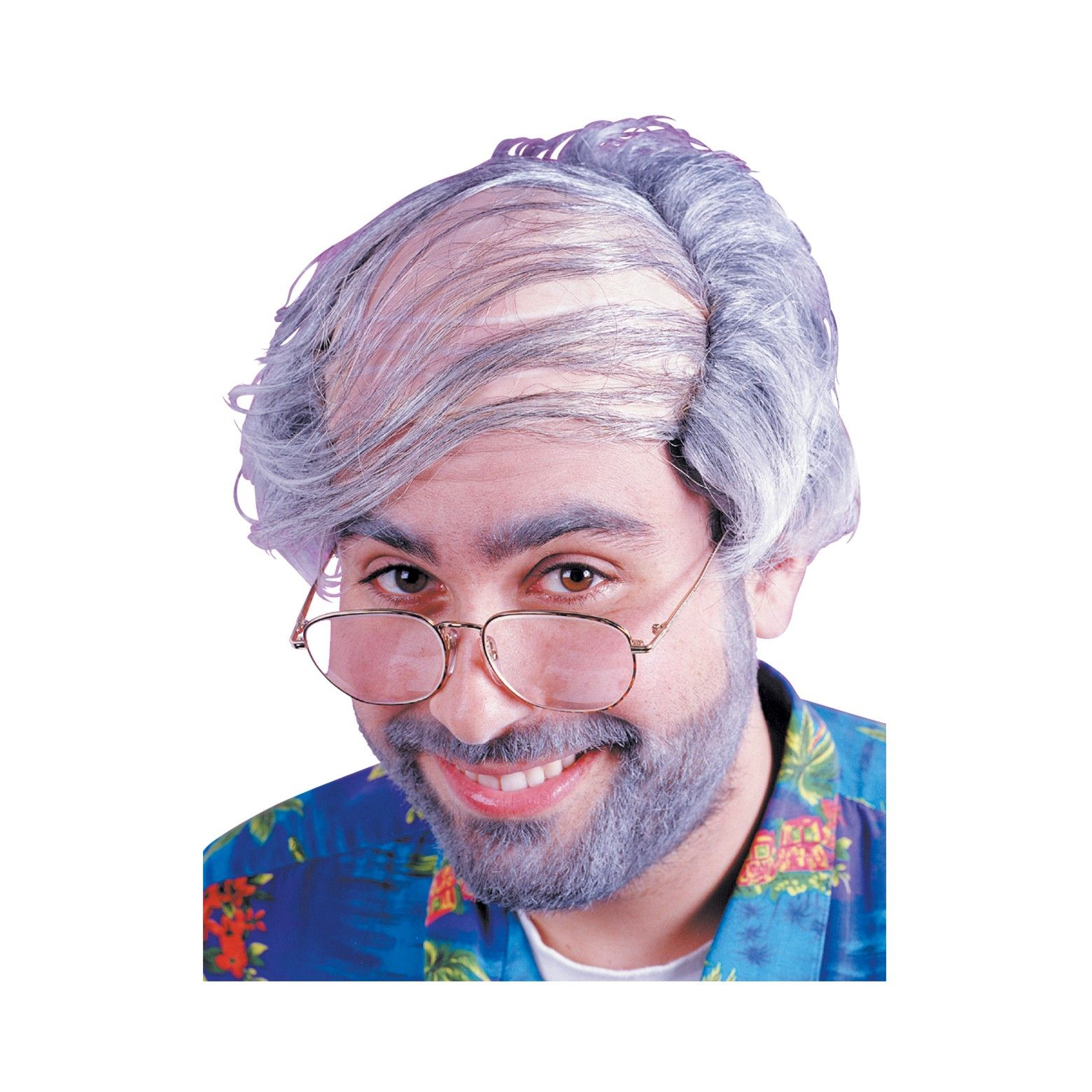 Halloween Comb Over Costume Wig Menu0027s Multi-Colored  sc 1 st  Pinterest & Comb Over Costume Wig   Halloween   Pinterest   Costume wigs and ...