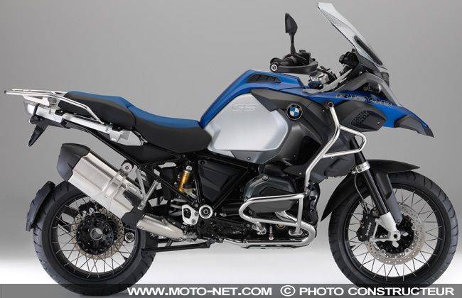 la nouvelle r1200gs est par e pour l 39 adventure en 2014 motos pinterest nouvelle bmw bmw. Black Bedroom Furniture Sets. Home Design Ideas