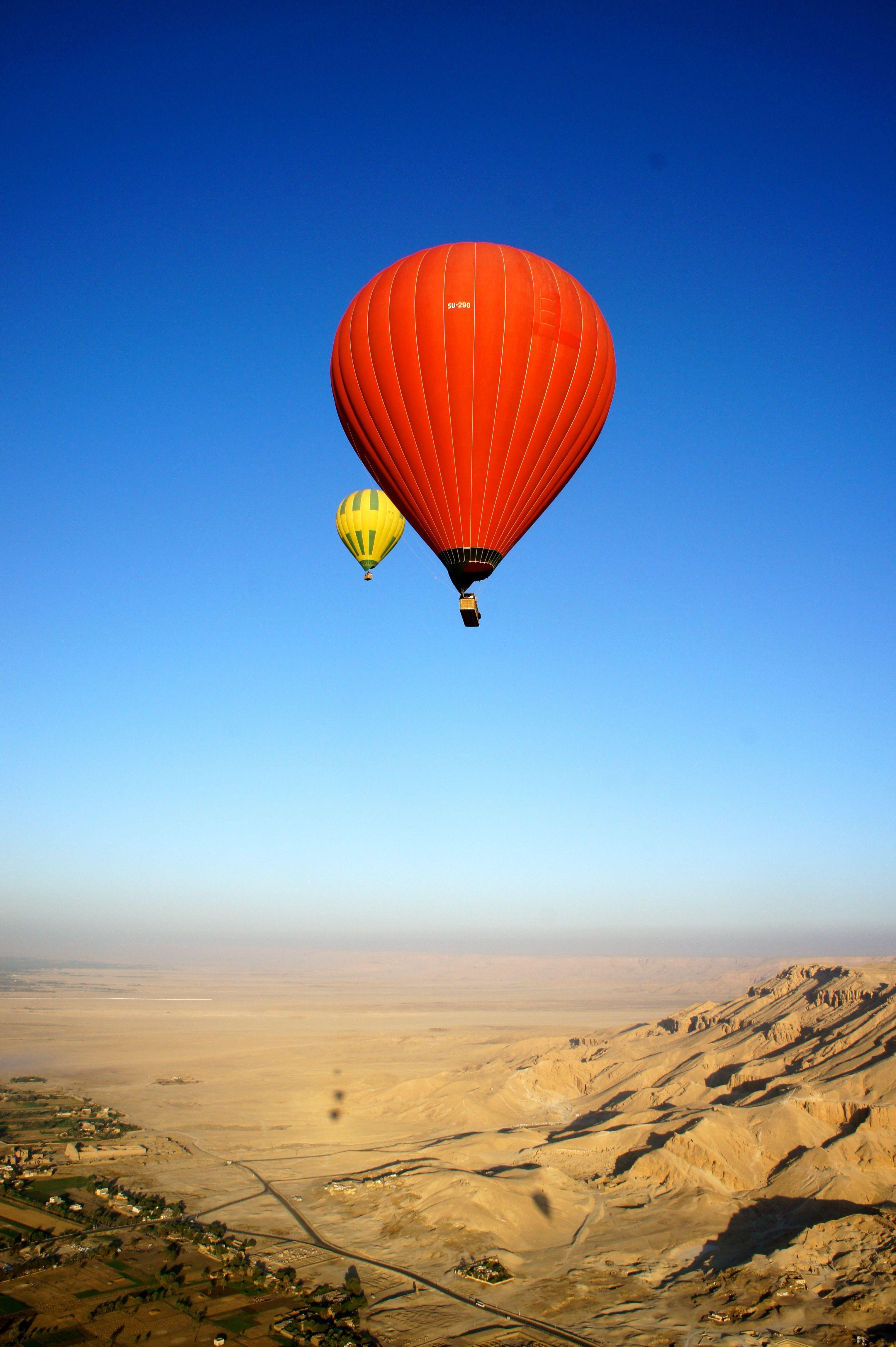 hot air balloon ride in egypt Hot air balloon rides