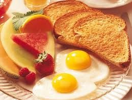 café da manhã saudável e rápido