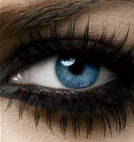 Make up - Blue eyes