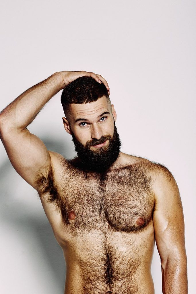 11 Pictures Of Attitude S Matt Lister That Prove Hairy Is