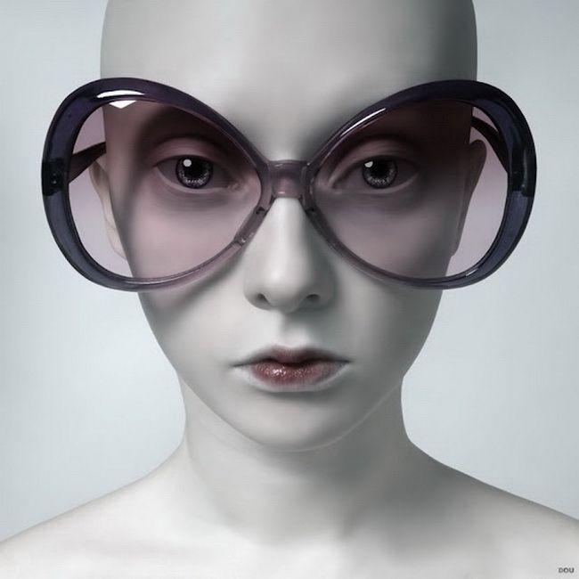 Oleg Dou. Phantasmagoric Aliens from Moscow
