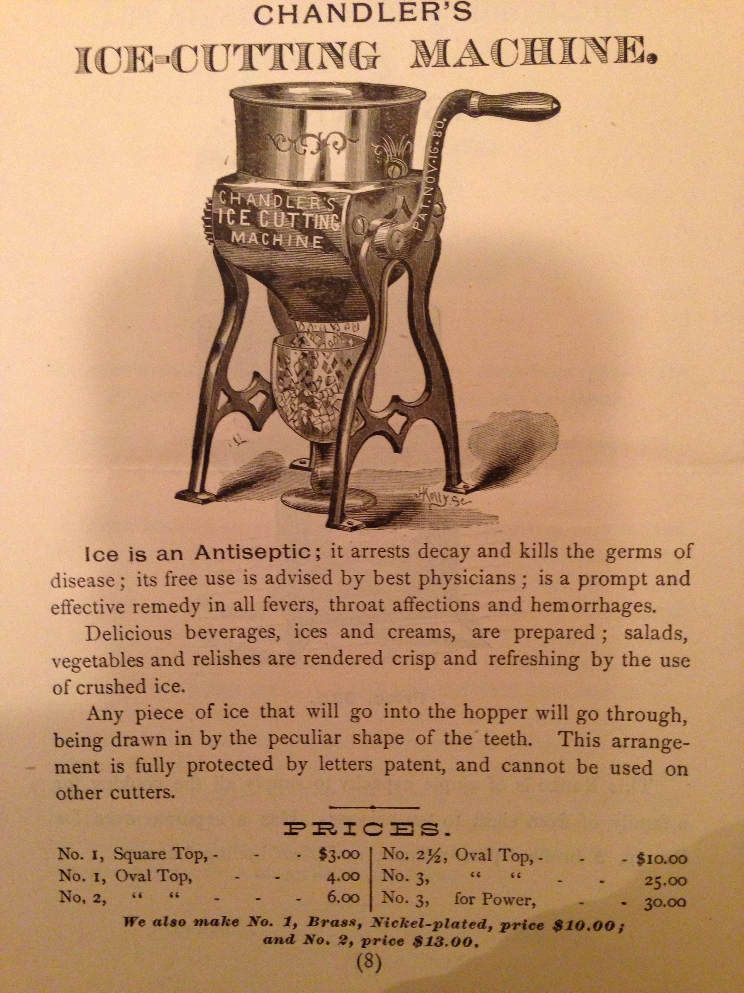 35++ Craft cocktail ice machine info