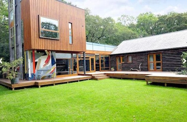 Visionary family home a work of love - News - East Anglian Daily ...