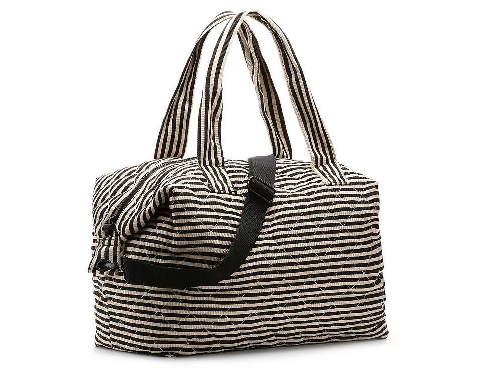 61833766d728 Madden Girl Quilt Weekender Bag