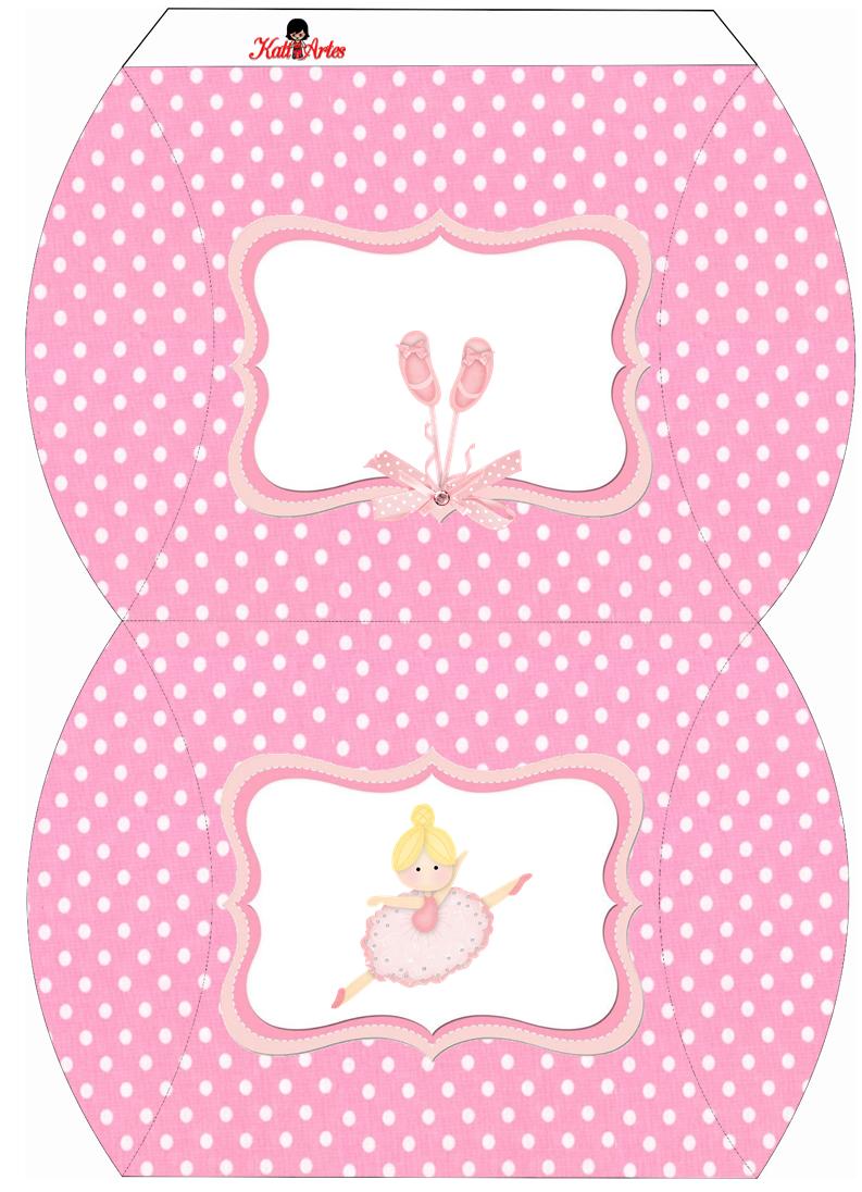 Blondie Dancer: Free Printable Pillow Box. | Template preferite ...