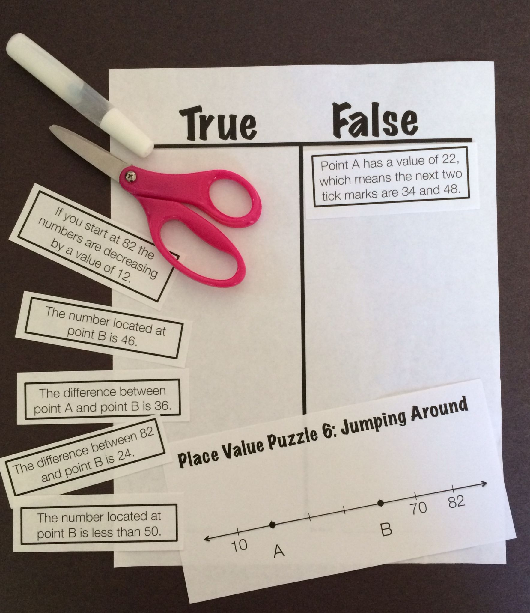 Reasoning Puzzles Place Value Activities To Engage In