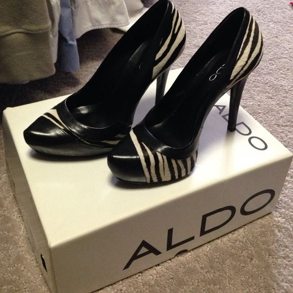 Aldo leather shoes Excellent condition ALDO Shoes