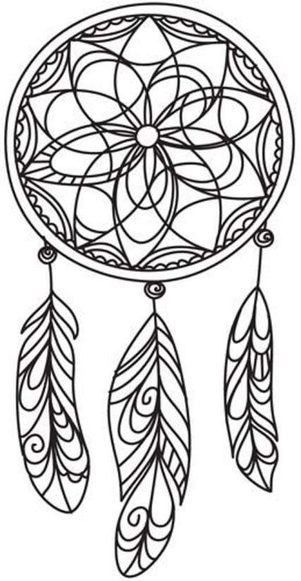 16 Coloring Pages Of Dreamcatchers Kleurplaten Mandala