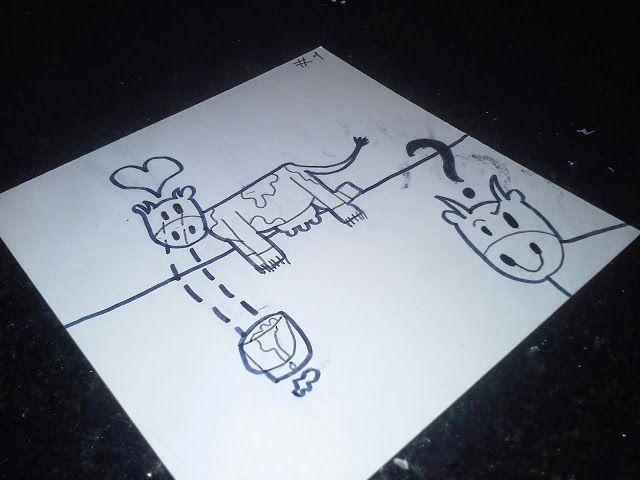 Blog da Esthela - Projeto 5 min - Vacas - #01