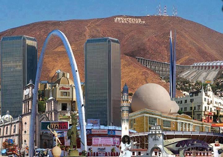 Tijuana M 233 Xico Tijuana Baja California Mexico