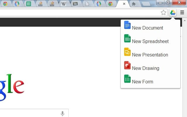 Add a quick Drive extension to your Chrome browser Technology