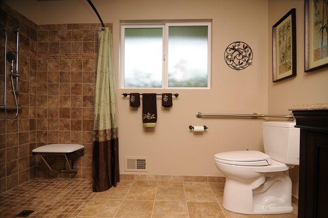 2010 Bathroom 50k 100k Renewal Remodels Additions Accessible Bathroom Design Handicap Bathroom Accessible Bathroom