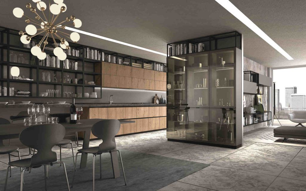 Cucine in stile industriale: 5 modelli | Living | Idee per ...