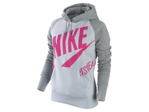 the best attitude a6ff8 25e81 so cute in blue | Fitness & Nutrition | Nike sweatshirts ...