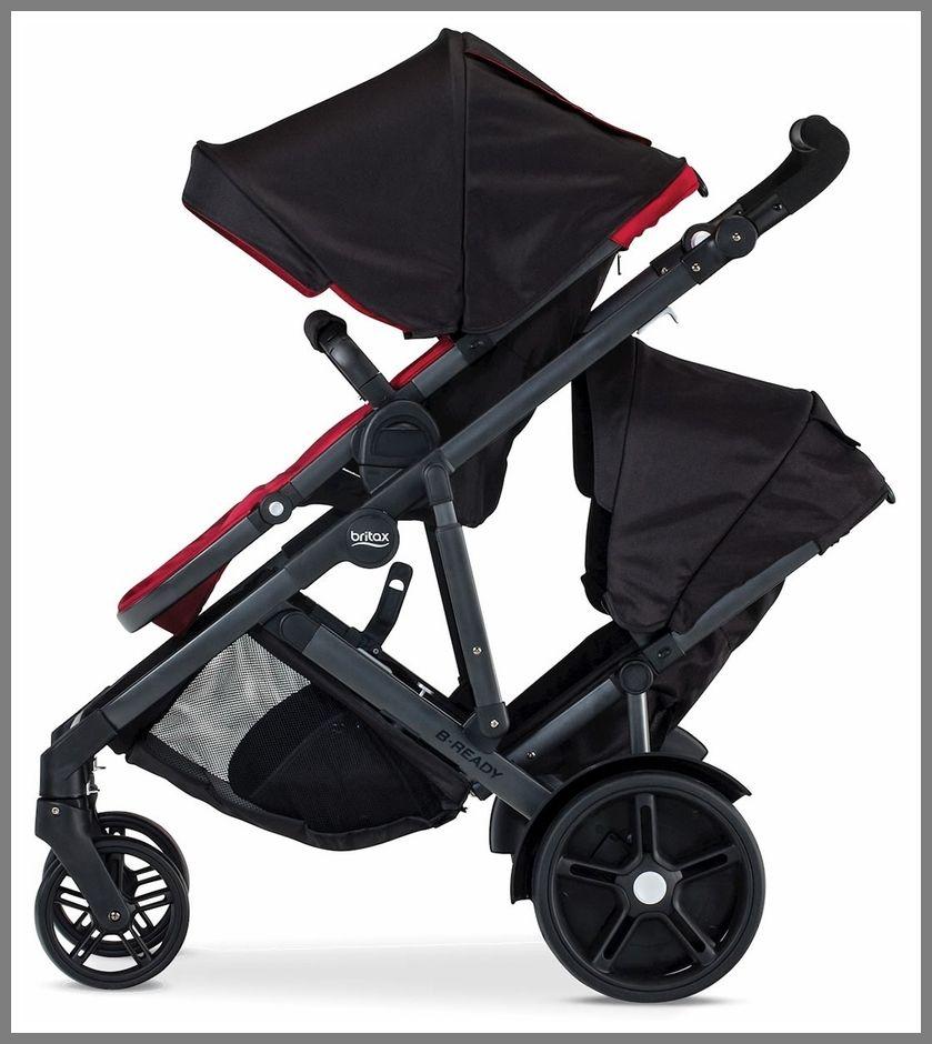 50++ Britax double stroller b ready information