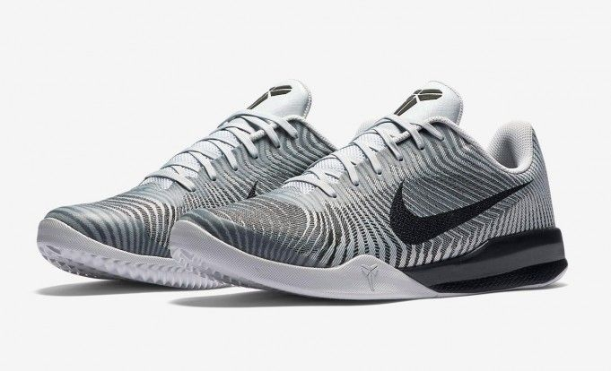 the nike kobe mentality 2 wolf grey is now available