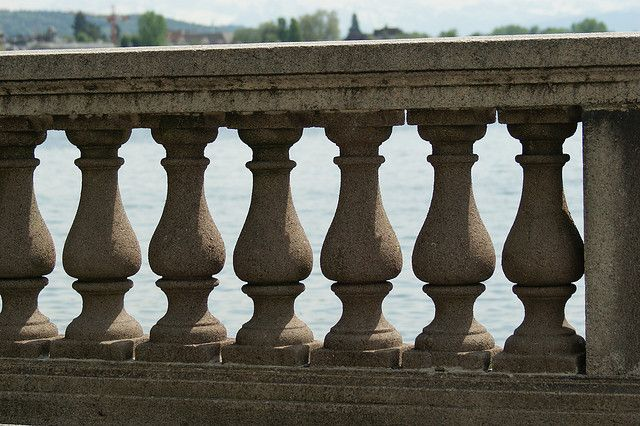 Best Stone Railing By Yannick Moser Via Flickr Stone 400 x 300
