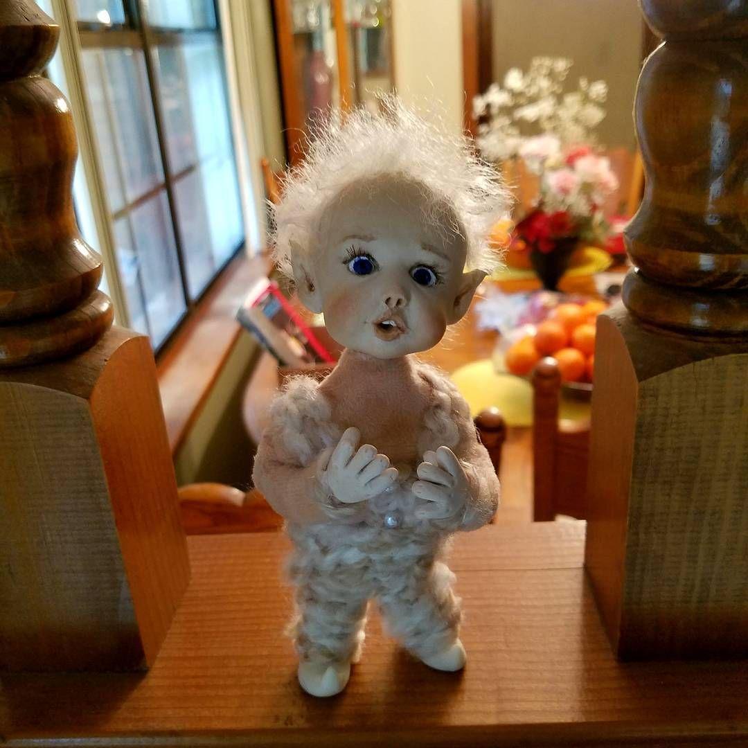 Куклы эльфы своими руками из глины фото 732