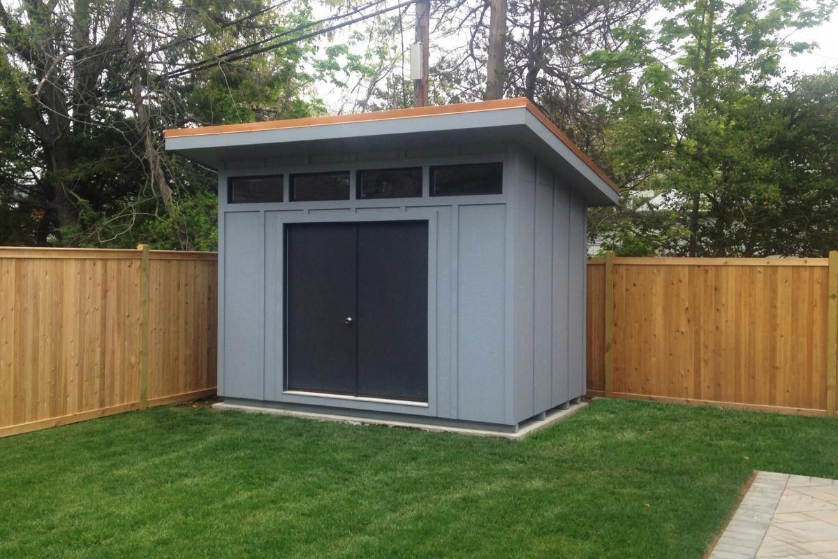 Modern prefabricated sheds in md shedstorageideas