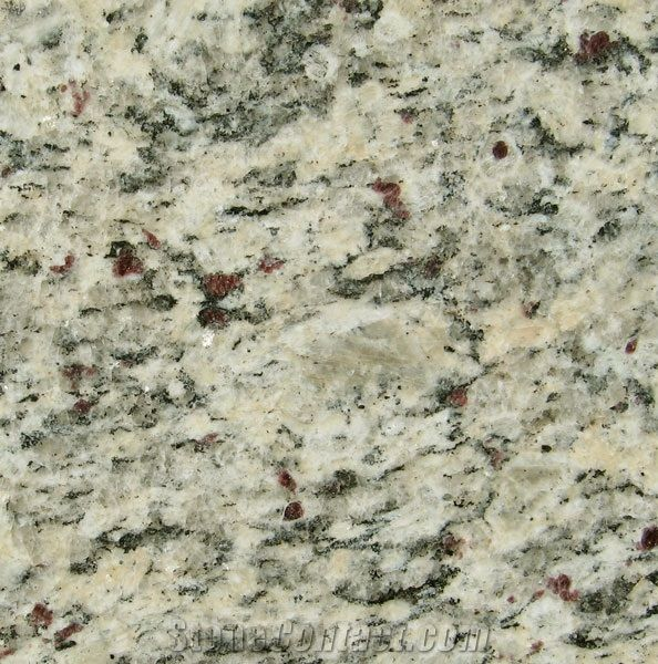 Light Colored Granite For Bathroom: Saint Cecelia Light Granite