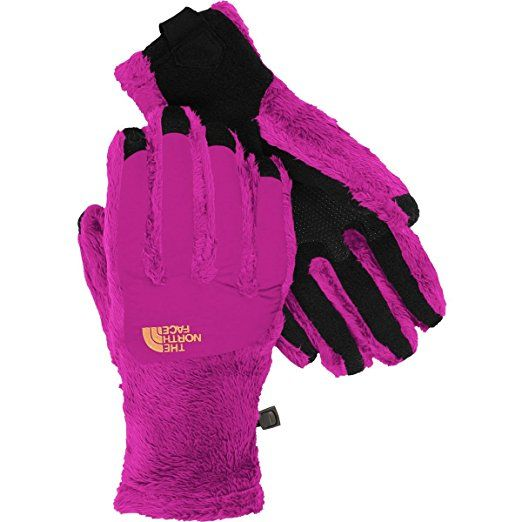 The North Face Denali Thermal Etip Glove Womens Dramatic Plum Dramatic Plum  S and XS  4fb420855cf2