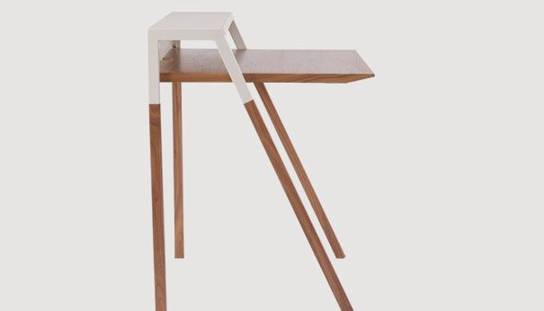 Cant Desk by Blu Dot
