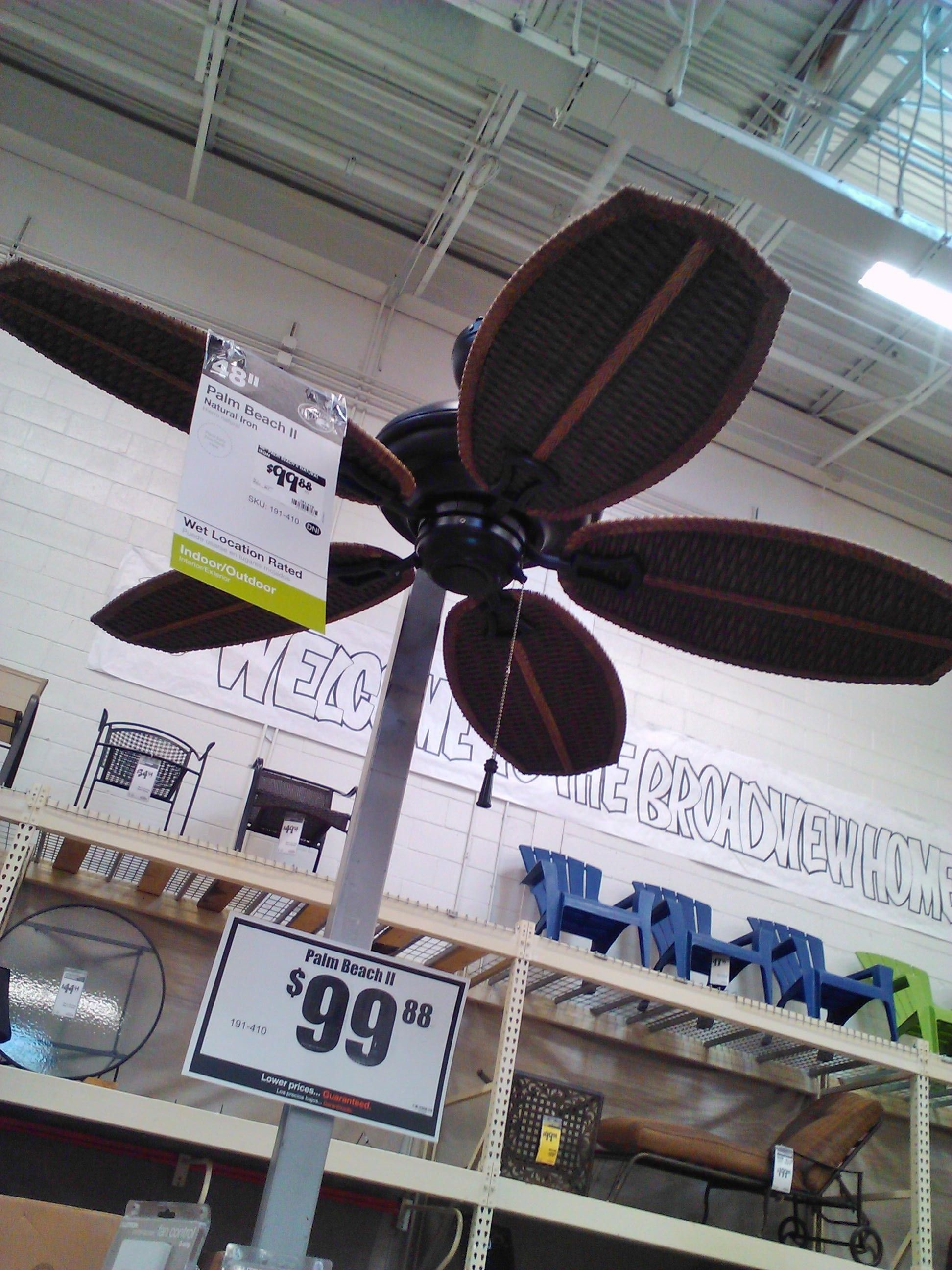ceiling fan for pergola OUTDOORS Pinterest