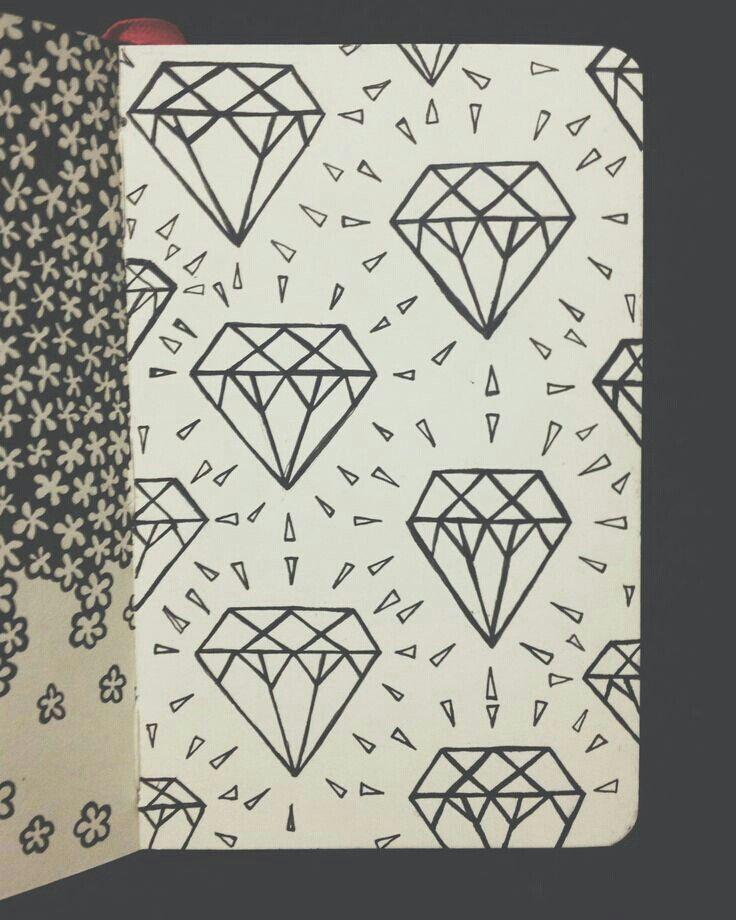 Diamond draw
