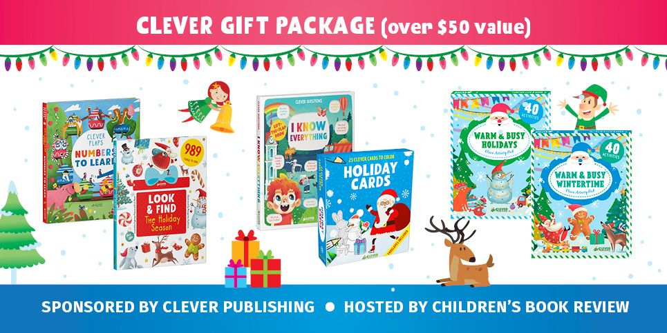 Win a Clever Holiday Gift Package and a Holiday e-Book