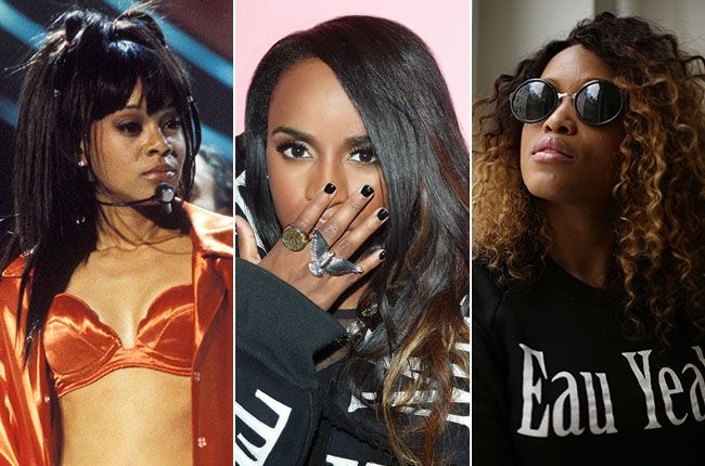 Ladies First: 31 Female Rappers Who Changed Hip-Hop ...