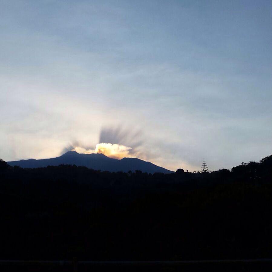 Etna alle 18:30