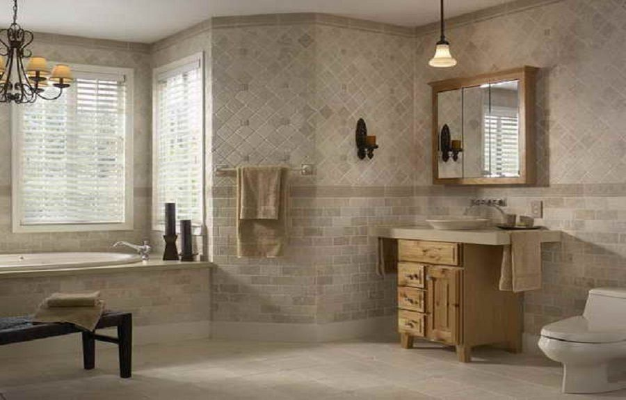 Bathroom Tile Design Idea   Tile bathroom, Unusual ...