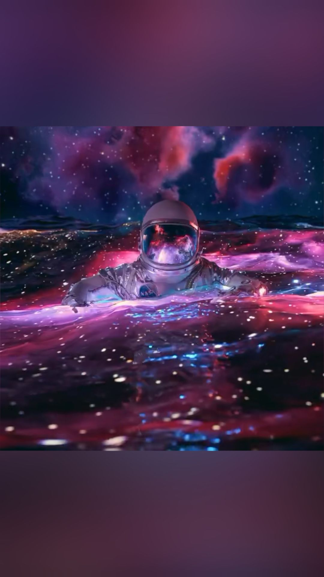 Floating in the Stars