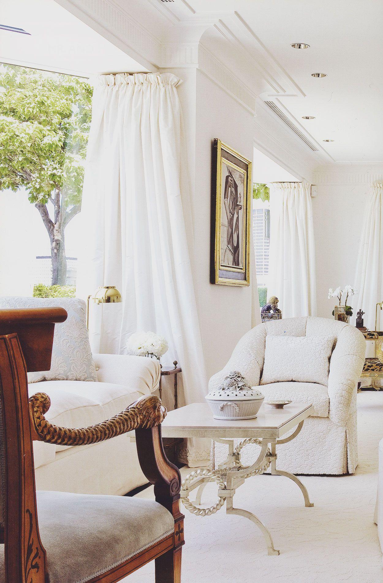 Best Interior Design Of Living Room: William Hodgins Interiors, Boston