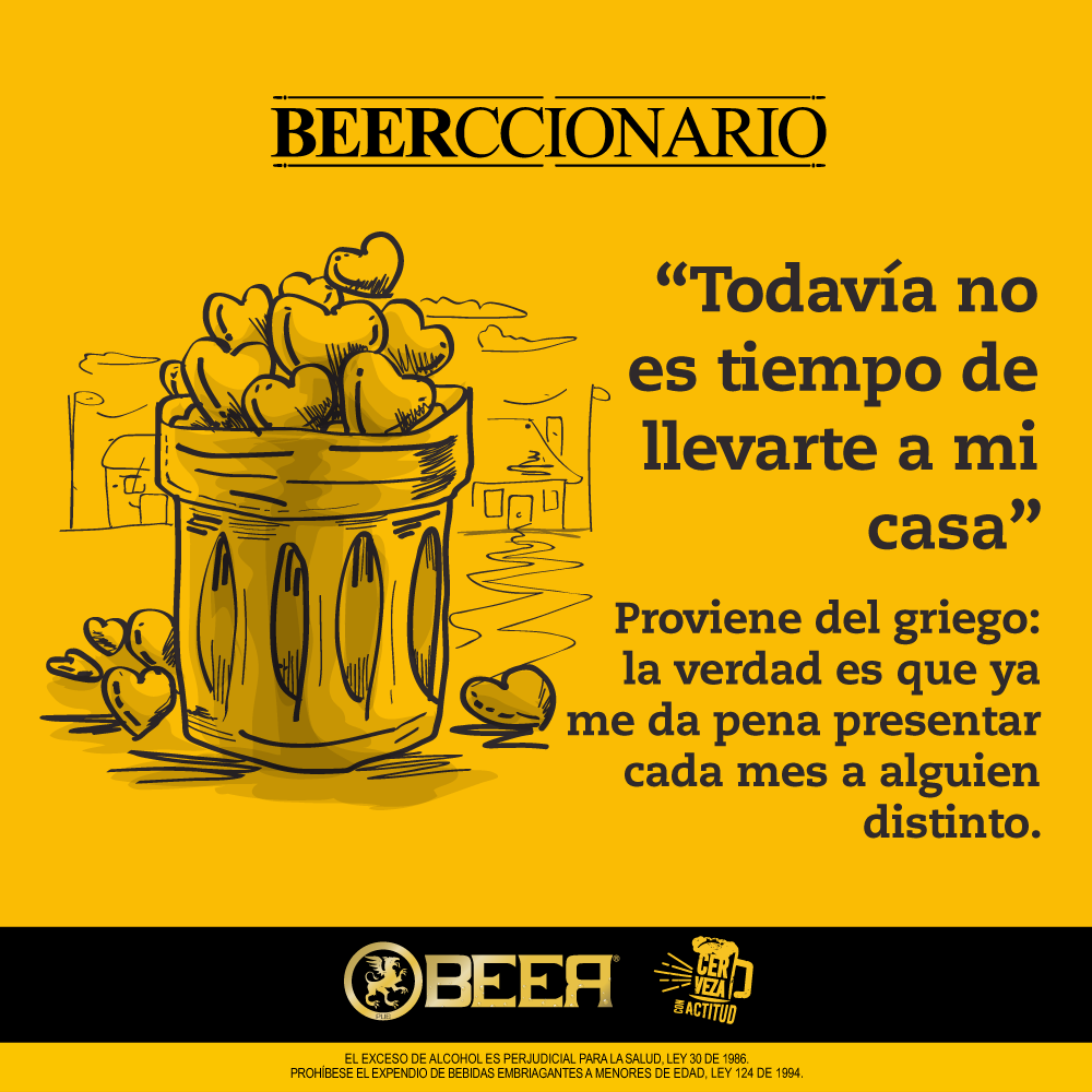 Pin De Javier Andres En Diccionario Cervecero Beer Memes De Cervezas Frases De Cervezas Frases De Bar