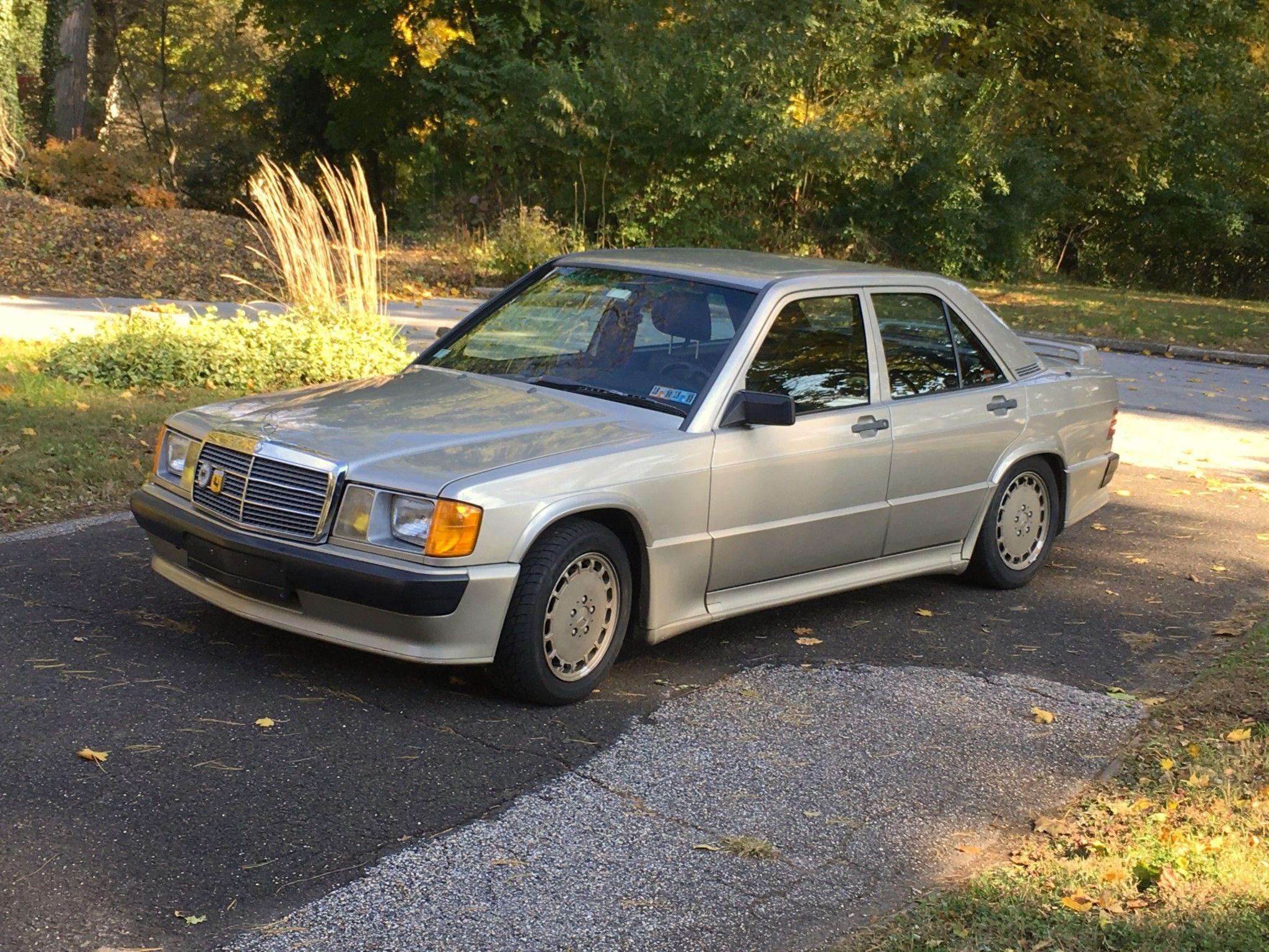 1986 MercedesBenz 190E 2.316 5Speed