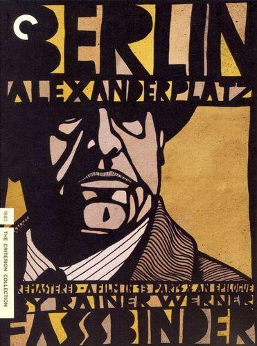 Berlin Alexanderplatz 7 Discs Criterion Collection Dvd Best Buy Berlin The Criterion Collection Illustration