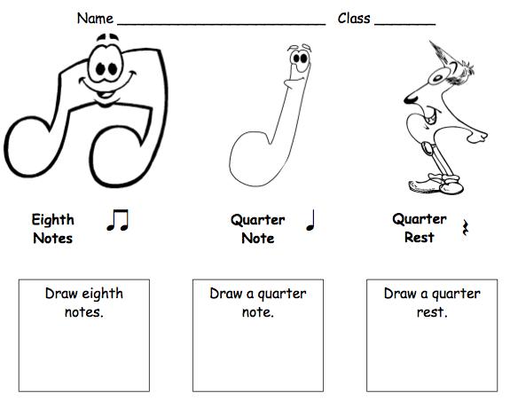 22+ Fresh printable music worksheets information