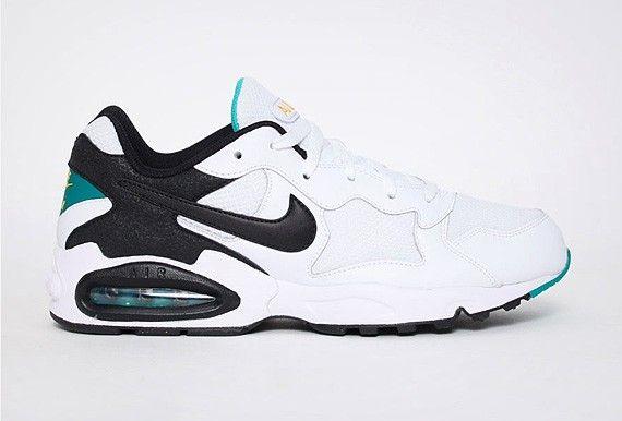 Cheap Mens White Nike Air Max Triax 94